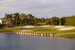 Florida Golf Course Community